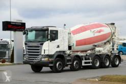 kamion beton frézovací stroj / míchačka Scania