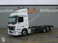 camion Mercedes 2541 LL, 6x2, BDF, unterfaltb. LBW, Retarder