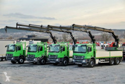 Mercedes ACTROS 2636 / 6x4 /CRANE HIAB 144 / RADIO truck