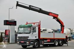 Mercedes ACTROS 2540 /6x2/CRANE PALFINGER PK23002 / RADIO truck