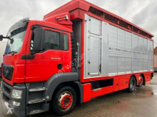 MAN TGX 26.360 LL Finkl Doppelstock 8,1m truck