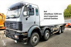 camion Mercedes SK 3234 L 8x4 Doppel-H Blatt/Blatt GermanTruck