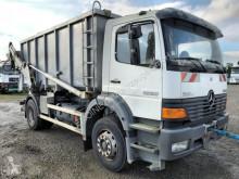 Mercedes 1823 Loosen 15m³ Tier Kipper V4A Getriebedefekt truck
