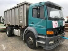 Mercedes 1828 Loosen 15m³ Tier Kipper V4A Motor defekt truck