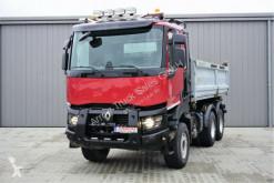 camion benă trilaterala Renault