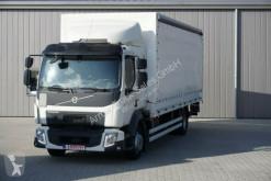 camion cu prelata si obloane Volvo