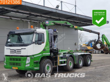 Terberg FM 1850 NL-Truck Kran Crane Hooklift HMF 1643-Z2 truck