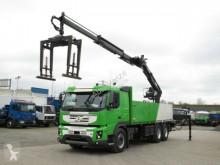 Volvo FMX 13 420 6x4 Pritsche Heckkran truck