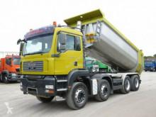 camion MAN TG-A 35.440 8x4 BL 4 Achs Muldenkipper Carnehl