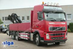 Volvo FH 440, Kran Hiab 244EP-3, zusammenlegbar, Funk truck