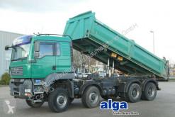 kamion trojitá korba MAN