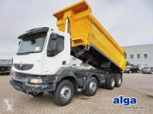 Kamyon Renault Kerax 460.42 8x4, Mulde 30m³, Schalter, XTREM