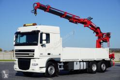 DAF - 105.410 / E 5 / SKRZYNIOWY + HDS / ROTATOR truck