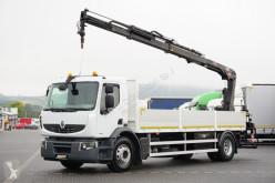 ciężarówka Hiab RENAULT - PREMIUM / 280.18 / SKRZYNIOWY + HDS / 122