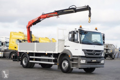 Fassi MERCEDES-BENZ - AXOR / 1833 / SKRZYNIOWY + HDS / F 110 truck