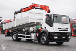 Fassi IVECO - STRALIS / 190S31 / WYWROTKA + HDS 130 truck