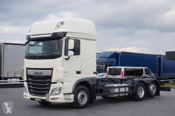 DAF - 106 / 460 / E 6 / BDF / RAMA 7,3 M / 3 OSIE / SSC truck