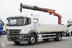 camion plateau Palfinger