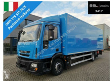 Iveco Eurocargo 120E28 /Ladebordwand /3 Sitze / German truck