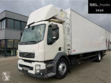 camión Volvo FL 240 /Carrier /3 Kamm./Rückfahrkam./Ladebordw.