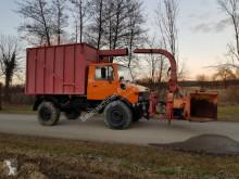 kamion plošina bočnice Unimog