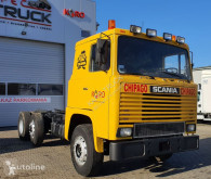 camión Scania LBS 111. 305, full Steel, schassi 5 meters