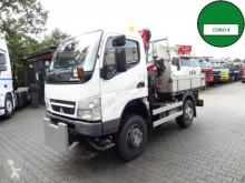 camion Mitsubishi Mitsubishi PFAU REXTER A7500 4X4 KIPPER+KRAN