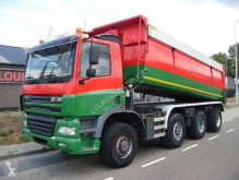 camión Ginaf X 4243 TS 8X4 MANUAL+COVERS+HOLLAND TRUCK