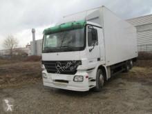 kamión Mercedes 2532 6x2 Koffer, gelenkter Liftachse