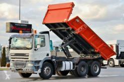 camión DAF CF 85.360 / 6X4 / 2 SIDED TIPPER /BORTMATIC /