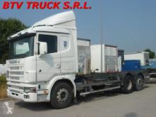 camion sasiu Scania