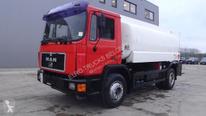 kamion cisterna použitý