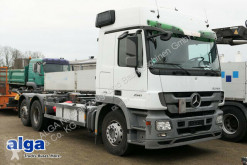 Mercedes chassis truck