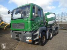 camión MAN 35.350 Betonmischer 8x4 Tachoscheibe