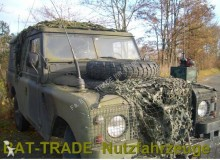 camion Land Rover militaire 109 Serie III Essence occasion - n°516761 - Photo 1