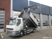 camión DAF FA 55 LF 220 Euro 5 Hiab 8 ton/meter Kran