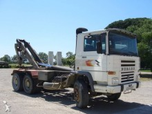 Pegaso hook lift truck
