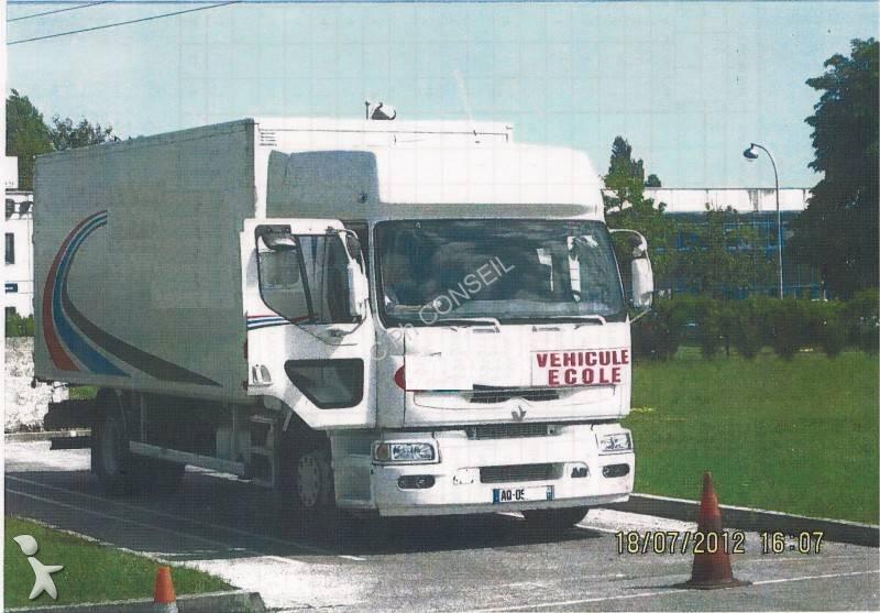 camion renault auto cole premium 270 dci 4x2 gazoil occasion n 587327. Black Bedroom Furniture Sets. Home Design Ideas
