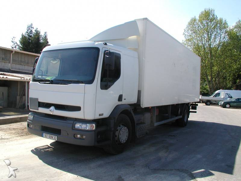 camion renault fourgon polyfond premium 270 4x2 gazoil hayon occasion n 61970. Black Bedroom Furniture Sets. Home Design Ideas