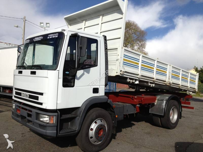 used iveco eurocargo chassis truck ml 150 e 18 k 4x2 diesel euro 2 n 633173. Black Bedroom Furniture Sets. Home Design Ideas