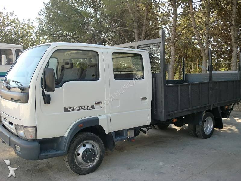 camion nissan plateau cabstar occasion n 678882. Black Bedroom Furniture Sets. Home Design Ideas