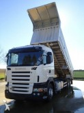 camion ribaltabile trasporto cereali Scania