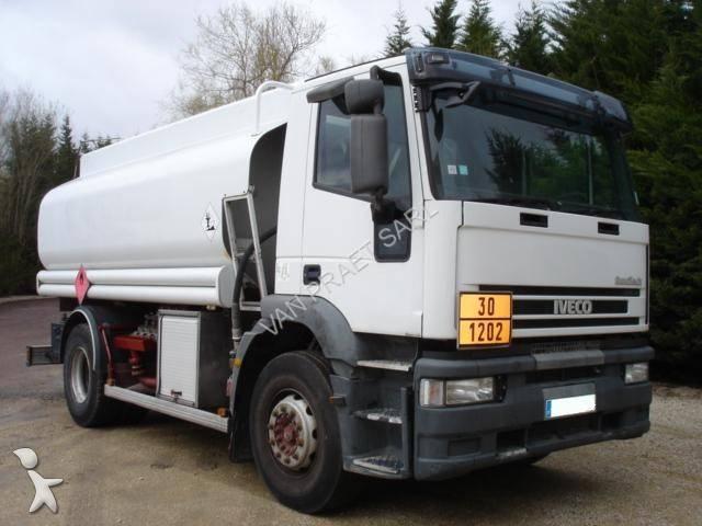 camion iveco citerne hydrocarbures eurotech 190e24 4x4 gazoil occasion n 736014. Black Bedroom Furniture Sets. Home Design Ideas