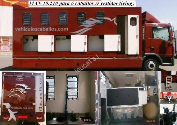 camion man van chevaux tgl 4x2 gazoil euro 3. Black Bedroom Furniture Sets. Home Design Ideas