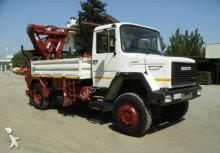 camion Magirus 160D15