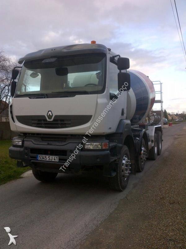camion renault b ton toupie malaxeur kerax 410 dxi 8x4 gazoil euro 4 occasionmasculinsingulier. Black Bedroom Furniture Sets. Home Design Ideas