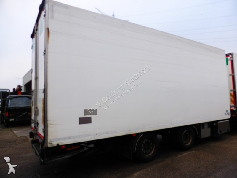 Camion daf frigo mono temp rature xf105 6x2 gazoil euro 5 hayon occasion n 2361695 - Temperature frigo 10 degres ...