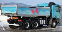 Voir les photos Camion Mercedes Actros 2644 Kipper 5,10m Topzustand! !
