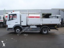 camion Mercedes benne Atego 1018 Euro 3 occasion - n°3108742 - Photo 10
