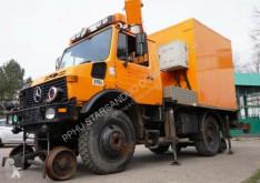 Ver as fotos Camião Unimog U 1200 T ZWEIWEGE WUMAG WG 120 RAIL way Schiene